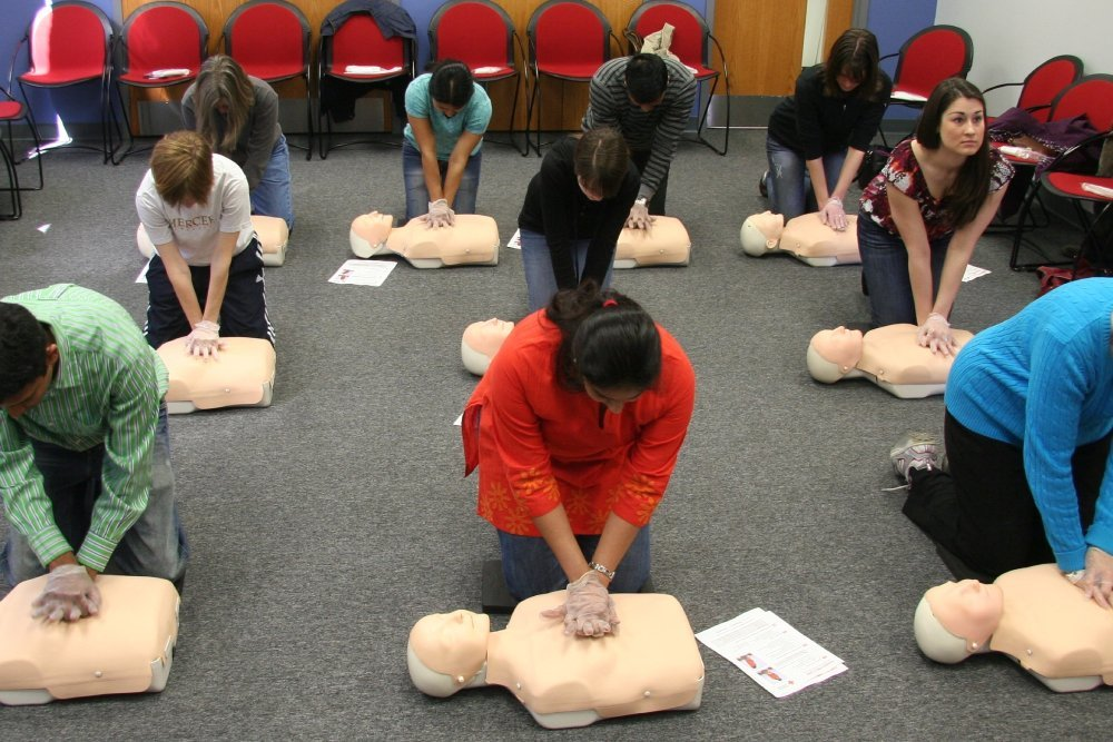 onsite group cpr training